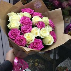 Букет «21 роза»